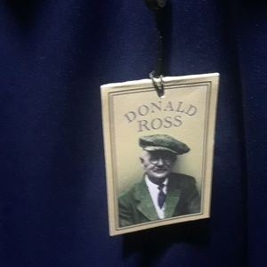 donald ross Shirts - Donald Ross performance pullover